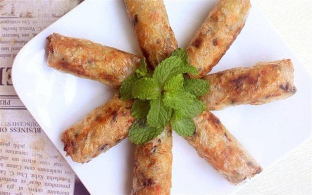 Nem rán - Món ăn truyền thống quen thuộc của Tết nhưng giờ đây có đến chục vị nhân biến tấu - Ảnh 7.
