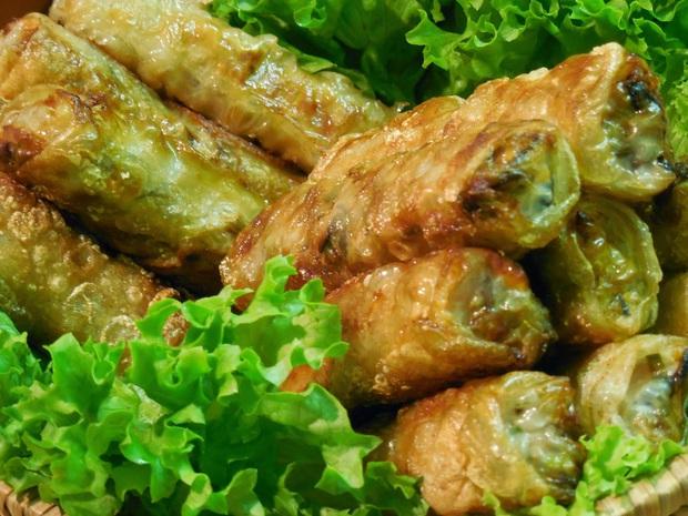 Nem rán - Món ăn truyền thống quen thuộc của Tết nhưng giờ đây có đến chục vị nhân biến tấu - Ảnh 9.