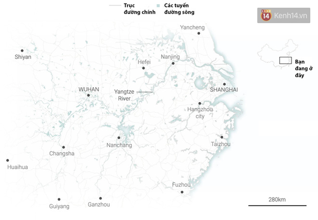 Đây là những hình ảnh trực quan nhất về dịch viêm phổi ở Vũ Hán: Dành cho ai đã quá mệt mỏi với ma trận thông tin liên quan đến virus corona - Ảnh 6.