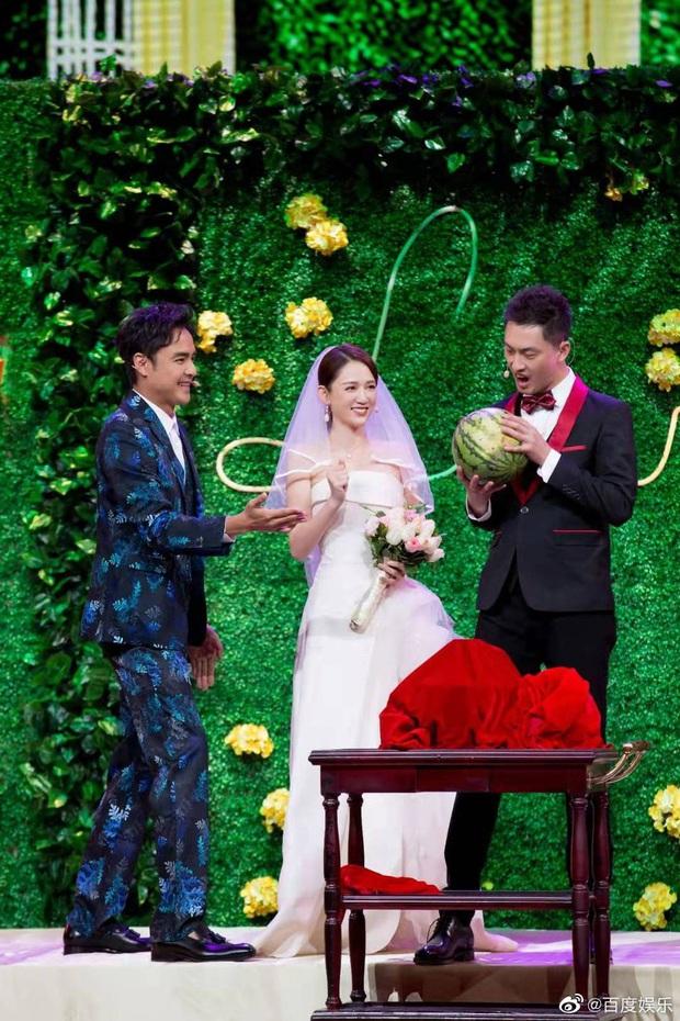 Trần Kiều Ân khiến Cnet bất ngờ với hình ảnh diện váy cưới trắng muốt, nam chính lại là nhân vật ít ai ngờ - Ảnh 6.