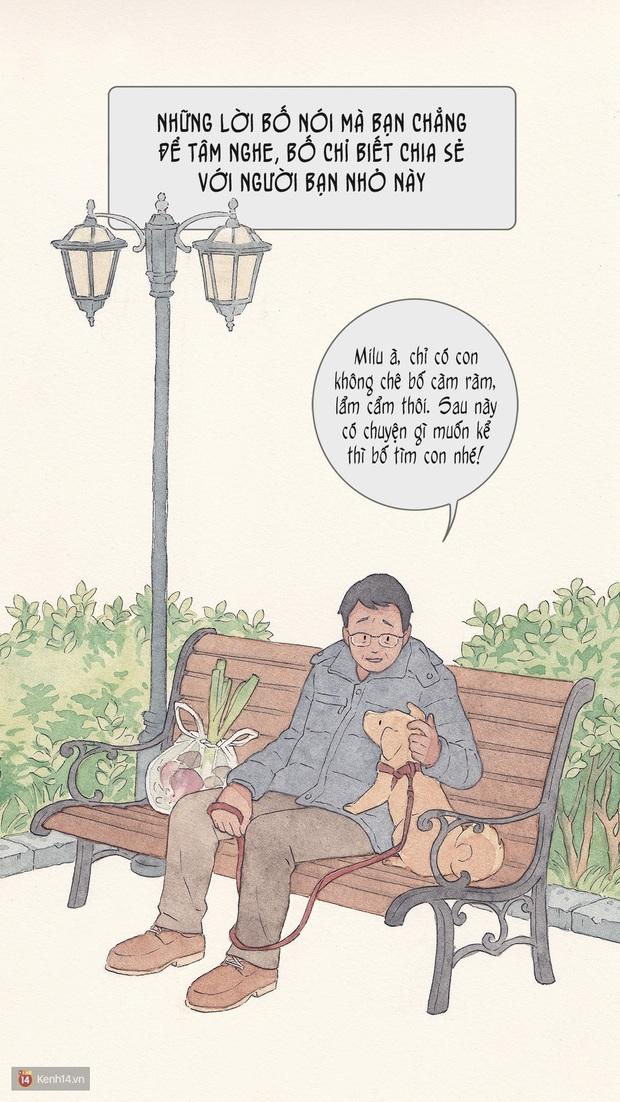 Bộ tranh: Đã về nhà ăn Tết thì hãy dành thời gian bên bố mẹ, tạm tha cho cái điện thoại đi - Ảnh 3.
