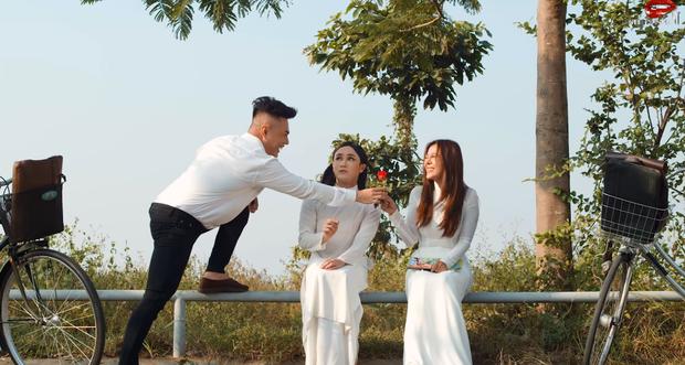 Nam Thư trổ tài làm bà mối, bày chiêu giúp Cris Phan lấy được vợ trong Nhà Trọ Có Quá Trời Phòng tập 3 - Ảnh 3.