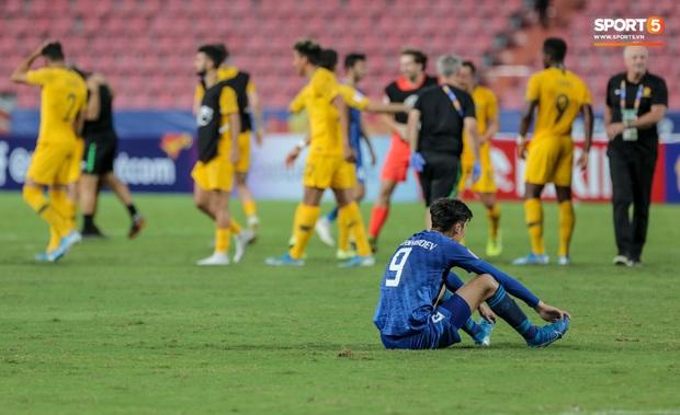Tuột HCĐ U23 châu Á 2020, đương kim vô địch Uzbekistan càng đau đớn khi đã mất luôn tấm vé cuối cùng đến ngày hội thể thao lớn nhất hành tinh - Ảnh 10.