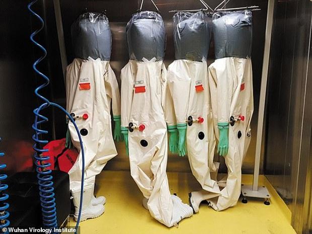 Virus Vũ Hán bị nghi là sản phẩm của phòng thí nghiệm, có liên quan đến chương trình chiến tranh sinh học của Trung Quốc - Ảnh 3.