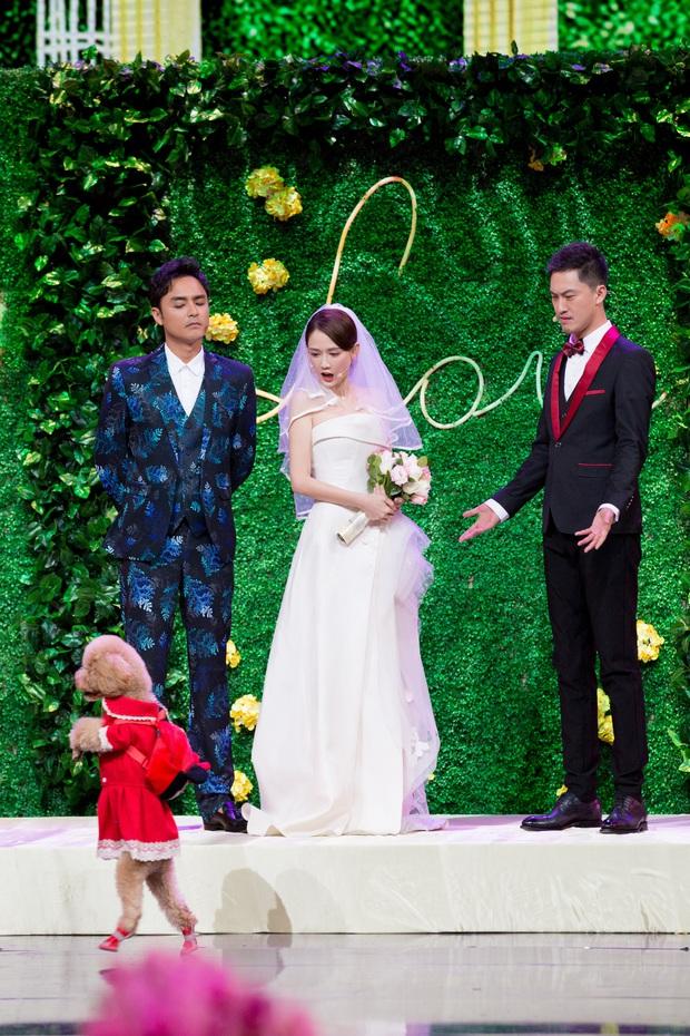 Trần Kiều Ân khiến Cnet bất ngờ với hình ảnh diện váy cưới trắng muốt, nam chính lại là nhân vật ít ai ngờ - Ảnh 8.