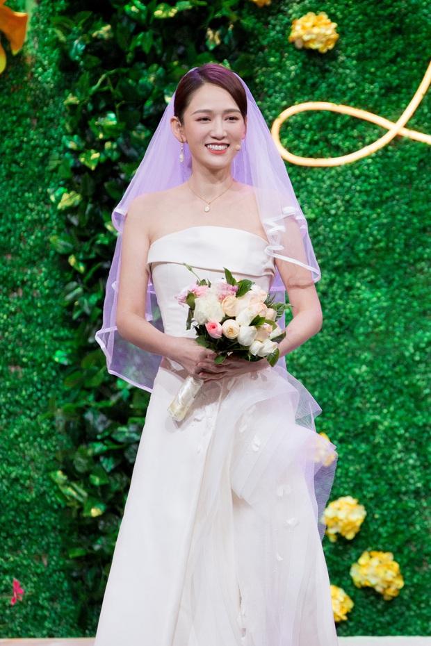 Trần Kiều Ân khiến Cnet bất ngờ với hình ảnh diện váy cưới trắng muốt, nam chính lại là nhân vật ít ai ngờ - Ảnh 3.
