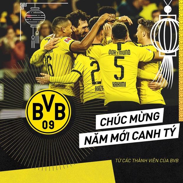 Các đội bóng lớn hàng đầu thế giới chúc Tết Canh Tý 2020: Sao Chelsea xách bánh chưng đi dạo phố, đồng đội Son Heung-min sang Việt Nam ăn cỗ với fan - Ảnh 1.