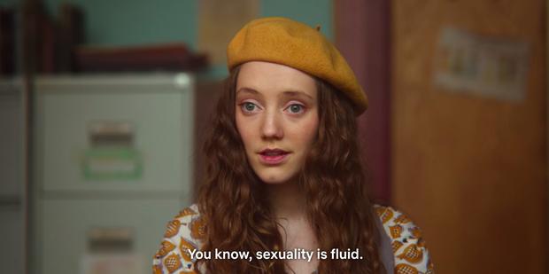 13 bài học giới tính trong Sex Education mùa 2: Tình dục là nhu cầu căn bản của con người - Ảnh 5.