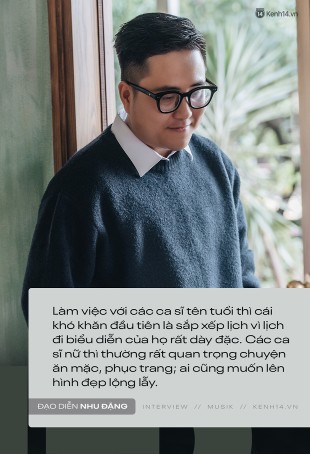 """Đạo diễn Nhu Đặng: Chỉ ngồi """"chém gió với Hoàng Thùy Linh cũng tạo ra xu hướng MV Vpop 2019, từng không nói chuyện với Bích Phương trong thời gian dài - Ảnh 16."""