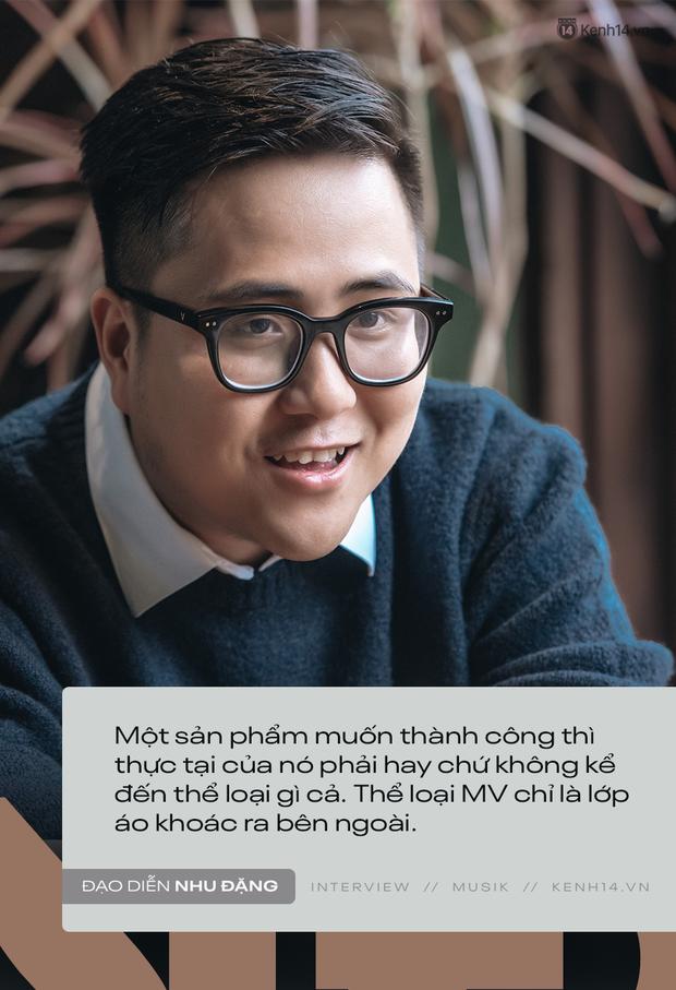 """Đạo diễn Nhu Đặng: Chỉ ngồi """"chém gió với Hoàng Thùy Linh cũng tạo ra xu hướng MV Vpop 2019, từng không nói chuyện với Bích Phương trong thời gian dài - Ảnh 17."""