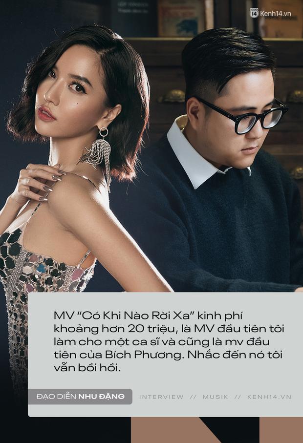 """Đạo diễn Nhu Đặng: Chỉ ngồi """"chém gió với Hoàng Thùy Linh cũng tạo ra xu hướng MV Vpop 2019, từng không nói chuyện với Bích Phương trong thời gian dài - Ảnh 4."""
