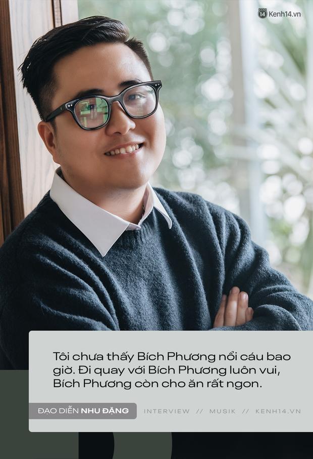 """Đạo diễn Nhu Đặng: Chỉ ngồi """"chém gió với Hoàng Thùy Linh cũng tạo ra xu hướng MV Vpop 2019, từng không nói chuyện với Bích Phương trong thời gian dài - Ảnh 5."""