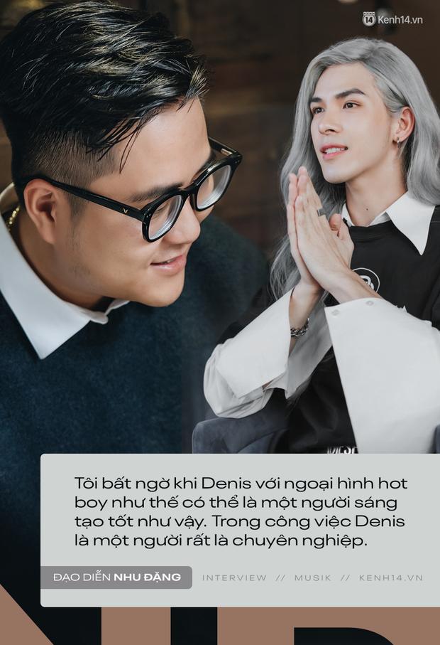 """Đạo diễn Nhu Đặng: Chỉ ngồi """"chém gió với Hoàng Thùy Linh cũng tạo ra xu hướng MV Vpop 2019, từng không nói chuyện với Bích Phương trong thời gian dài - Ảnh 6."""