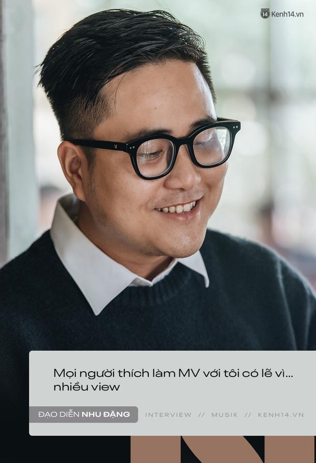 """Đạo diễn Nhu Đặng: Chỉ ngồi """"chém gió với Hoàng Thùy Linh cũng tạo ra xu hướng MV Vpop 2019, từng không nói chuyện với Bích Phương trong thời gian dài - Ảnh 13."""