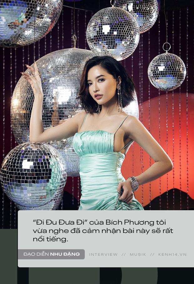 """Đạo diễn Nhu Đặng: Chỉ ngồi """"chém gió với Hoàng Thùy Linh cũng tạo ra xu hướng MV Vpop 2019, từng không nói chuyện với Bích Phương trong thời gian dài - Ảnh 14."""