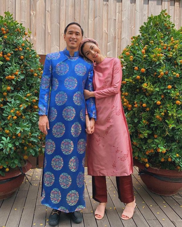 Sau tất cả, Louis Nguyễn cũng diện áo dài mới đón Tết chứ không trưng dụng bộ cũ như mấy năm trước nữa rồi! - Ảnh 3.