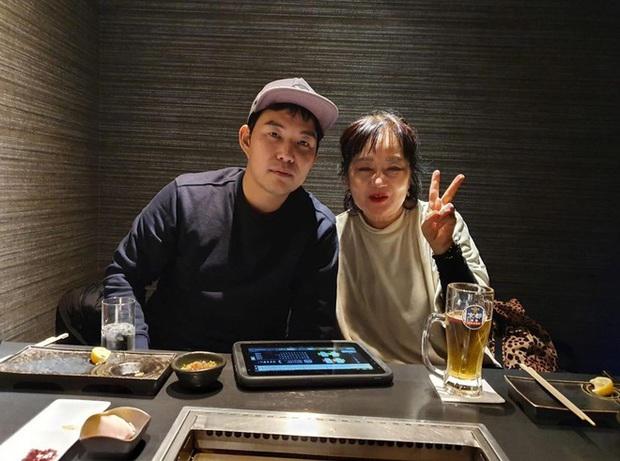 HLV Park Hang-seo và gia đình đón năm mới tại Nhật Bản - Ảnh 4.