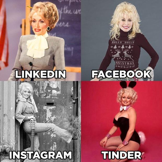 Đầu năm bắt trend siêu hot của hội sao thế giới: Đu đưa avatar theo 4 phong cách, từ nghiêm túc đến quậy tung giời - Ảnh 2.
