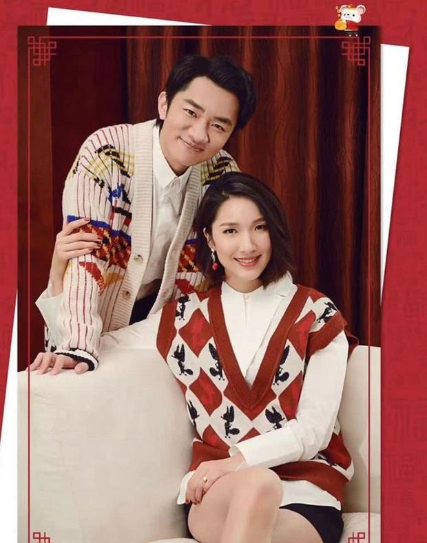 Dàn sao Cbiz nhuộm đỏ Weibo mùng 1: Trịnh Sảng gây sốt với ảnh khoe bố mẹ, Hồ Hạnh Nhi đưa 2 con về quê ăn Tết - Ảnh 2.