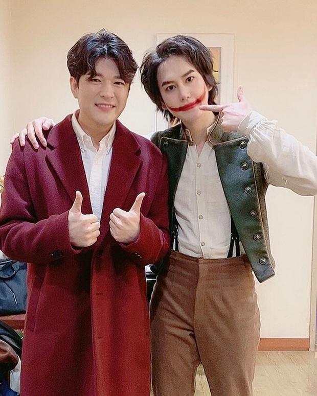 Shindong (Super Junior) lần đầu chính thức xuất hiện sau màn giảm cân gây sốc Kbiz - Ảnh 1.