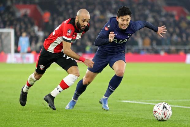 Một ngày khá nhọ của Son Heung-min: Làm đồng đội mất toi bàn thắng, ghi bàn chuộc lỗi nhưng đội nhà vẫn phải đá thêm ít nhất 90 phút - Ảnh 1.