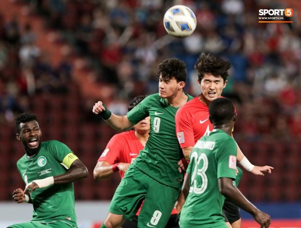 U23 Hàn Quốc 1-0 U23 Saudi Arabia: Trung vệ cao 1m94 ghi bàn thắng quý như vàng, người Hàn chính thức trở thành vua châu Á - Ảnh 2.