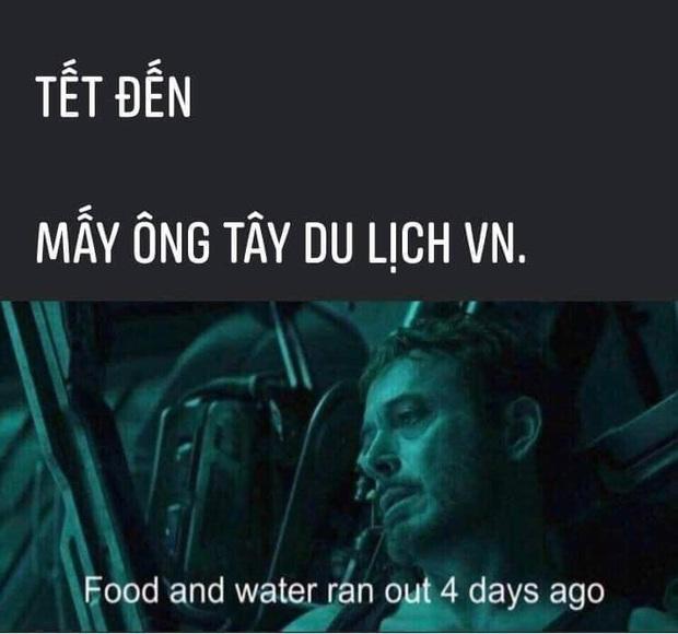 """Cười bò với khách Tây sang Việt Nam đúng dip Tết: đi du lịch mà ngỡ """"tận thế"""", tích trữ… mì tôm với bánh tét để ăn qua ngày - Ảnh 12."""