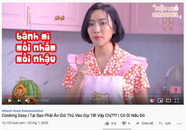 """Gái đảm Vbiz gọi tên Diệu Nhi: Từ trước Giao thừa đã quay vlog nấu món ăn ngày Tết, dù… """"có biết gì đâu mà dạy"""" - Ảnh 12."""
