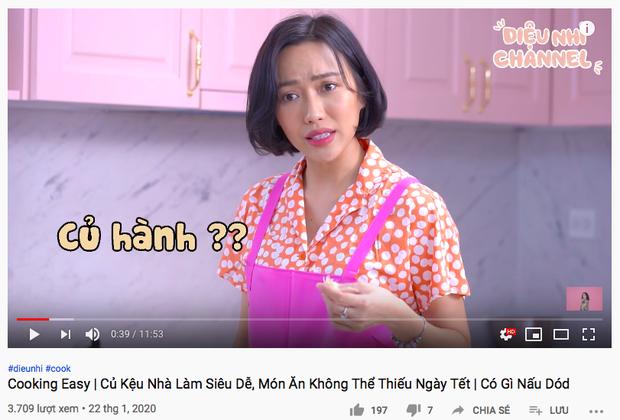 """Gái đảm Vbiz gọi tên Diệu Nhi: Từ trước Giao thừa đã quay vlog nấu món ăn ngày Tết, dù… """"có biết gì đâu mà dạy"""" - Ảnh 16."""