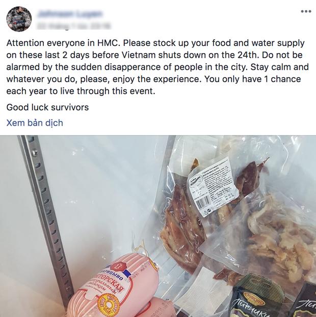 """Cười bò với khách Tây sang Việt Nam đúng dip Tết: đi du lịch mà ngỡ """"tận thế"""", tích trữ… mì tôm với bánh tét để ăn qua ngày - Ảnh 3."""
