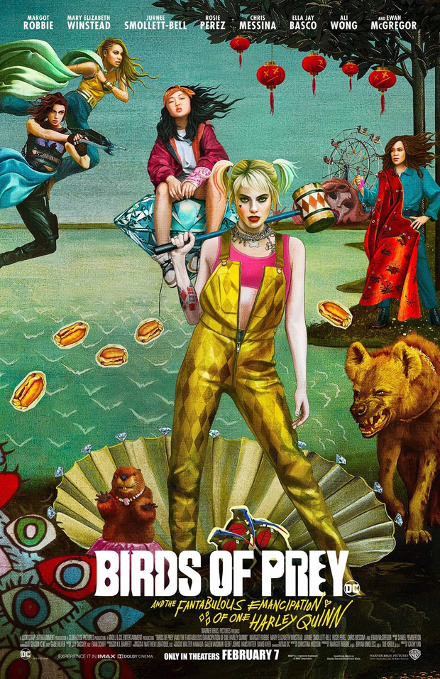 Phim rạp tháng 2: Tình cũ Joker tái xuất, một mình bánh bèo Hương Giang đấu với cả dàn bom tấn phim ngoại - Ảnh 20.