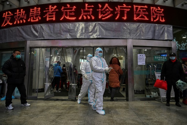 Tình hình đón Tết ở Trung Quốc giữa đại dịch: Đền chùa, khu vui chơi bị đóng cửa, giao thông ngừng hoạt động...thành phố vắng như bị bỏ hoang - Ảnh 1.