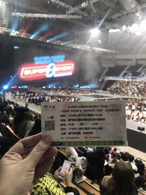 Fan Suju gây xôn xao dư luận với tâm thư thừa nhận dự concert 25.000 người tại Macau sau khi rời ổ bệnh virus corona - Ảnh 2.