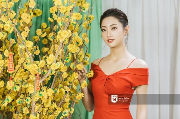 Mùng 3 Xuân Canh Tý, gặp Top 3 Miss World Việt Nam sau gần 1 năm đăng quang: Dù ở cương vị nào, Tết cũng phải trở về làm con gái nhỏ của gia đình! - Ảnh 12.