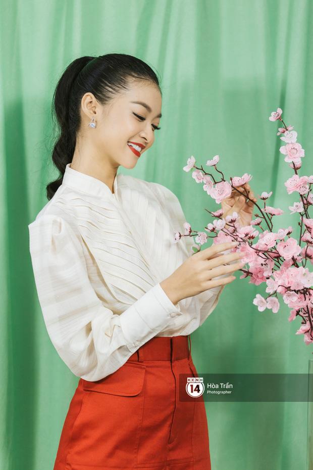 Mùng 3 Xuân Canh Tý, gặp Top 3 Miss World Việt Nam sau gần 1 năm đăng quang: Dù ở cương vị nào, Tết cũng phải trở về làm con gái nhỏ của gia đình! - Ảnh 6.