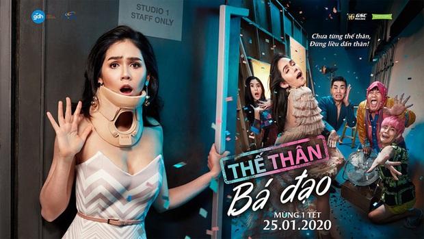 Review Thế Thân Bá Đạo: Cười nổ rạp với 'Phạm Băng Băng' Thái Lan phiên bản chợ búa, phim hay mỗi tội ít suất chiếu