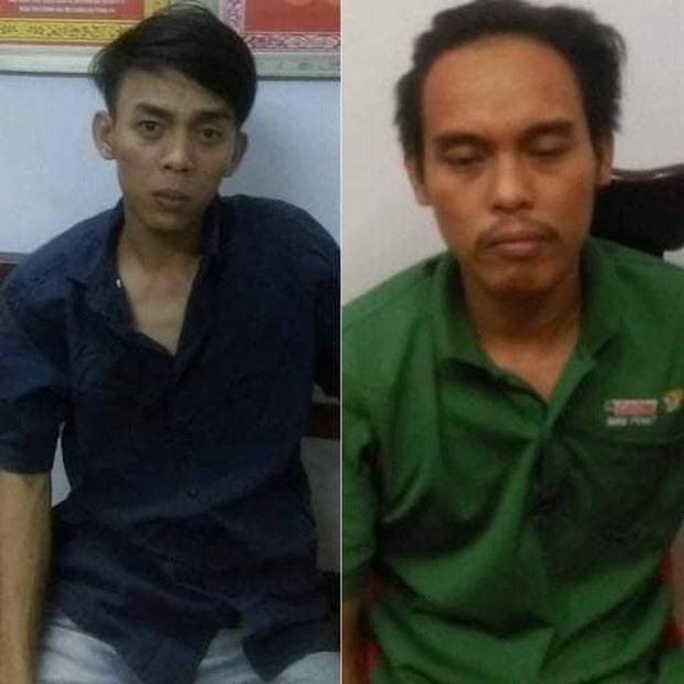Lai lịch bất hảo của 2 kẻ đâm chết cảnh sát khu vực chiều 30 Tết  - Ảnh 1.