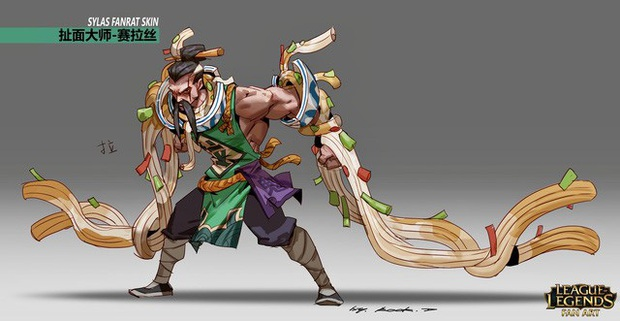 LMHT: Chiêm ngưỡng loạt trang phục Tết Nguyên Đán đẹp xuất sắc do fan thiết kế - Ảnh 1.