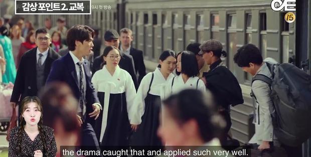 Youtuber Triều Tiên hé lộ là cố vấn cho Crash Landing on You: Quân nhân giống như Hyun Bin chỉ là mộng ảo? - Ảnh 4.