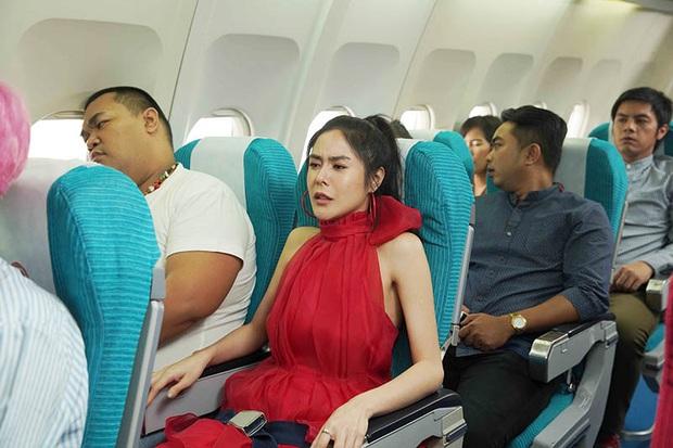 Review Thế Thân Bá Đạo: Cười nổ rạp với Phạm Băng Băng Thái Lan phiên bản chợ búa, phim hay mỗi tội ít suất chiếu - Ảnh 8.