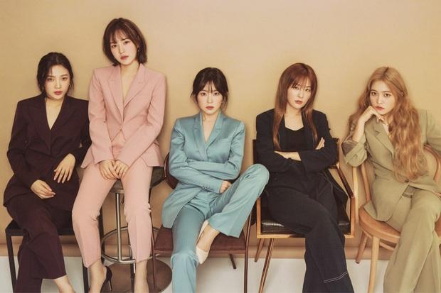 Red Velvet ngày ấy - bây giờ: ai cũng đẹp hơn, sang lên nhưng lột xác nhất lại không phải Irene - Ảnh 2.