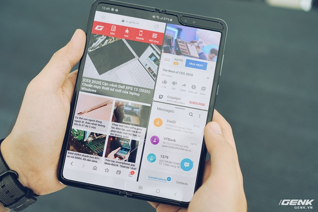 Galaxy Fold: Chiếc smartphone dành cho các sếp! - Ảnh 11.