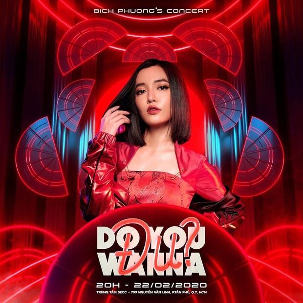 Không phải album hay MV mới, Bích Phương chính thức tung trailer sang chảnh 'đánh úp' khán giả bằng concert hoành tráng đầu tiên sau 10 năm sự nghiệp!