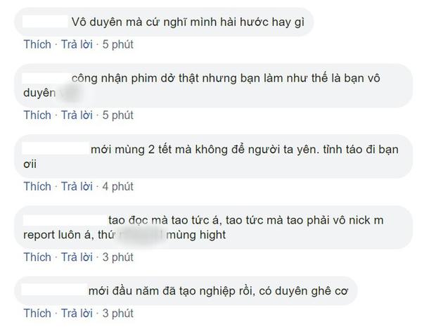 Nhắn tin đòi Nhã Phương hoàn tiền vé 30 Chưa Phải Tết, netizen tranh cãi nảy lửa - Ảnh 5.