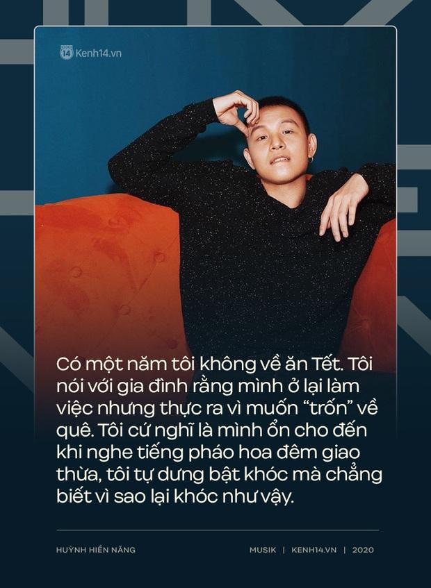 Huỳnh Hiền Năng: Bích Phương từng từ chối hit trăm triệu view, coi Tết cũng như tình yêu, sẽ có lúc chán nhau nhưng không thể thiếu nhau được! - Ảnh 4.