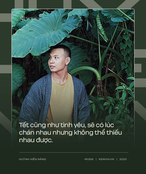 Huỳnh Hiền Năng: Bích Phương từng từ chối hit trăm triệu view, coi Tết cũng như tình yêu, sẽ có lúc chán nhau nhưng không thể thiếu nhau được! - Ảnh 6.