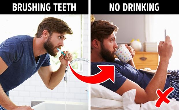 7 sai lầm khi chăm sóc răng miệng khiến hàm răng của bạn bị phá hủy dần theo thời gian - Ảnh 2.