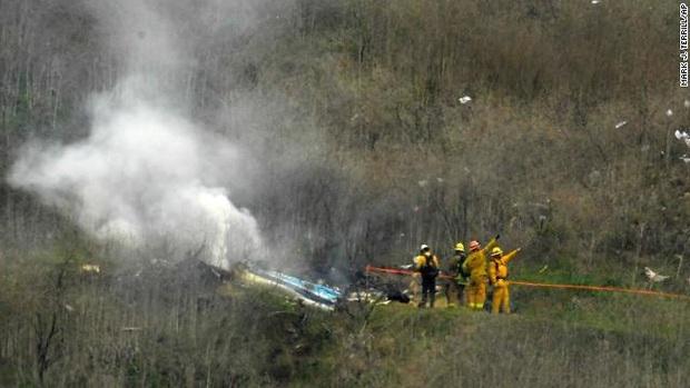 CHẤN ĐỘNG: Huyền thoại Kobe Bryant, con gái 13 tuổi và 3 nạn nhân thiệt mạng trong tai nạn trực thăng kinh hoàng sáng mùng 2 - Ảnh 3.