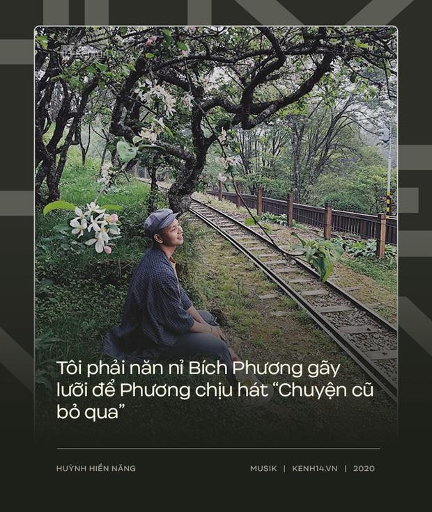 Huỳnh Hiền Năng: Bích Phương từng từ chối hit trăm triệu view, coi Tết cũng như tình yêu, sẽ có lúc chán nhau nhưng không thể thiếu nhau được! - Ảnh 8.