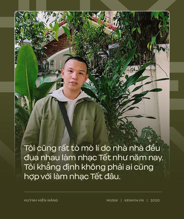 Huỳnh Hiền Năng: Bích Phương từng từ chối hit trăm triệu view, coi Tết cũng như tình yêu, sẽ có lúc chán nhau nhưng không thể thiếu nhau được! - Ảnh 9.